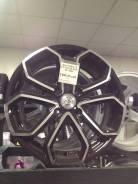 NZ Wheels F-15. 6.0x15, 4x100.00, ET50, ЦО 60,1мм.