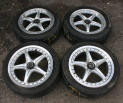 Bridgestone. 7.0x17, 5x114.30, ET43