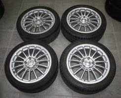 OZ Racing Superturismo GT. 7.5x17, 5x114.30, ET52