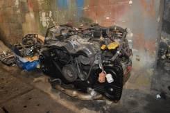 Двигатель в сборе. Subaru Legacy, BES, BH5, BE5 Subaru Forester, SF5, SG5 Subaru Impreza, GC8, GD9, GF8, GG9 Двигатели: EJ206, EJ208, EJ201, EJ202, EJ...