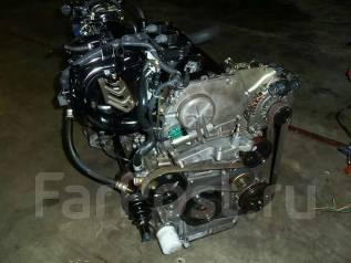 Двигатель в сборе. Nissan: Liberty, Wingroad, X-Trail, Serena, Avenir, Primera Двигатель QR20DE