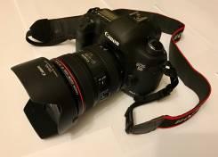 Canon EOS 5D Mark III. 20 и более Мп, зум: без зума
