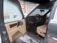 Интерьер. Jeep Grand Cherokee Jeep Cherokee