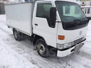 Toyota Dyna. Продается грузовик рефка toyota Duna 4wd! таможенный ПТС, 3 000 куб. см., 1 500 кг.