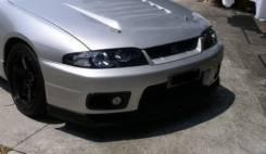 Решетка радиатора. Nissan Skyline GT-R, BCNR33 Nissan Skyline, ENR33, HR33, BCNR33, ECR33