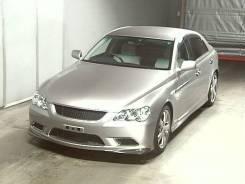 Бампер. Toyota Mark X, GRX120, GRX121, GRX125