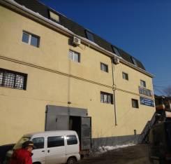 Сдается склад 195 м2 на Снеговой 13Д (овощебаза). 195 кв.м., улица Снеговая 13д, р-н Снеговая. Дом снаружи