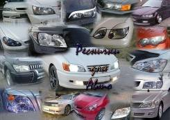 Накладка на фару. Toyota: Corolla, Verossa, RAV4, Vista Ardeo, Land Cruiser Prado, Vitz, Ractis, Wish, Crown, Chaser, Carina, Harrier, Alphard, Caldin...