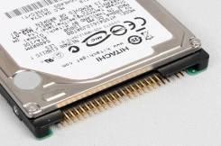 Жесткие диски 2,5 дюйма. 30 Гб, интерфейс Hitachi