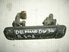 Ручка двери внешняя. Mazda Demio, DW3W Двигатель B3E