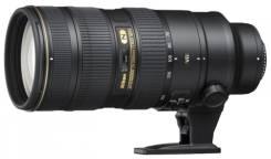 Zoom-телеобъектив. Для Nikon, диаметр фильтра 77 мм