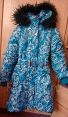 Пальто. Рост: 128-134, 134-140 см