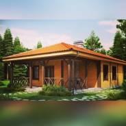 Уютный новый дом, всего 31 т. р. за квадратный метр Готового жилья. Улица Строительная 2, р-н Борисовка, площадь дома 71 кв.м., скважина, электричест...
