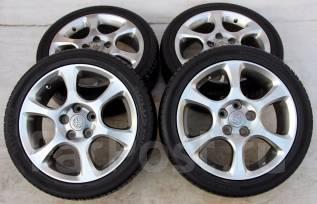 Колёса с шинами =Toyota= R17! 2014 год! Протектор 6 мм! (№ 51026). 6.5x17 5x114.30 ET50