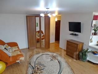 1-комнатная, ул. Постышева, 19. Постышева, Болото, Балкон, агентство, 32 кв.м.