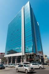 Панорамный офис 149 кв. м. Центр от Собственника. 149 кв.м., проспект Океанский 17, р-н Центр. Дом снаружи
