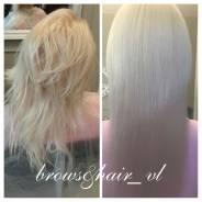 Полировка волос/Нанопластика