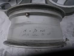 Комплект литья на 16 6/139.7 Тайвань для Toyota, MMC, Nissan, Mazda. 7.0x16, 6x139.70, ET20, ЦО 110,0мм.