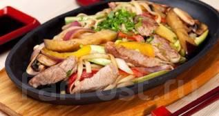 50% скидка на блюда китайской кухни. Акция длится до 17 января
