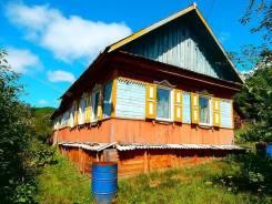 Уютный домик в тихой деревне Смольное. Торговая, 10, р-н село Смольное, площадь дома 50 кв.м., скважина, электричество 6 кВт, отопление твердотопливн...
