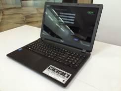 """Acer Aspire ES1. 15.6"""", 2,4ГГц, ОЗУ 4096 Мб, диск 500 Гб, WiFi, Bluetooth, аккумулятор на 3 ч."""
