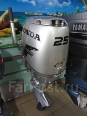 Honda. 25,00л.с., 4-тактный, бензиновый, нога S (381 мм), Год: 2000 год