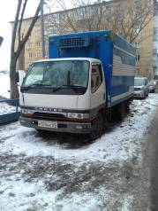 Mitsubishi Canter. Продам грузовик, 3 600 куб. см., 3 000 кг.