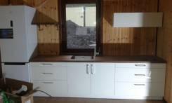 Изготовление кухонной мебели.