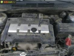 Двигатель. Hyundai Accent Hyundai Elantra Hyundai Getz Kia Rio Kia Cerato