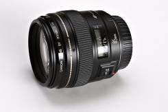 Canon EF 85mm f/1.8 USM. Для Байонет EF/EF-S, диаметр фильтра 58 мм