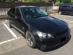 Капот. Toyota Altezza, GXE10, SXE10
