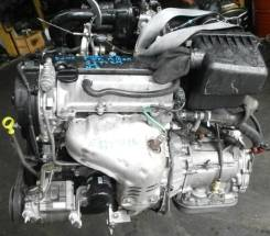 Двигатель. Toyota Duet, M110A, M111A, M100A, M101A Двигатель EJVE