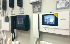 Домофон видеодомофон цветной Commax CDV-35A