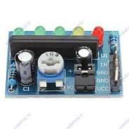 Светодиодный индикатор уровня сигнала на KA2284 Diodvl