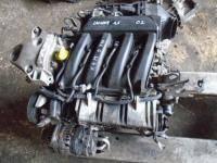 Контрактный (б у) двигатель Рено Лагуна II K4M 710/711 1,6 л бензин ин