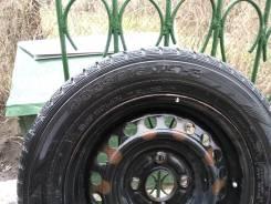 Зимняя резина- Dunlop Graspic DS3. x15 4x114.30 ЦО 66,5мм.