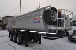 Grunwald. Самосвальный полуприцеп Gr-TSt 22 куб. м., 2017 г. в., новый, 31 500 кг.