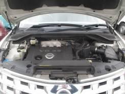 Двигатель. Nissan Murano, PNZ50 Двигатель VQ35DE