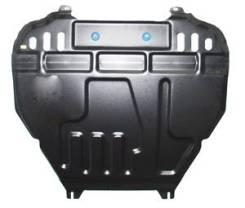Защита КПП и Радатки на Nissan Safari