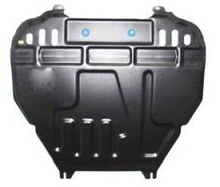Защита двигателя. Nissan Terrano