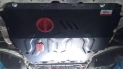 Защита двигателя. Nissan Tiida