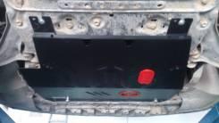 Защита двигателя. Nissan Tiida Latio