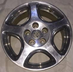 Toyota. 8.0x16, 5x114.30, ET50, ЦО 56,1мм.