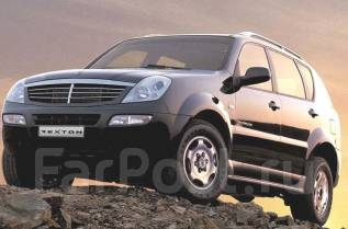 SsangYong Rexton. Y200, D27