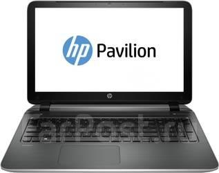 "HP Pavilion 15. 15.6"", 1,7ГГц, ОЗУ 6144 МБ, диск 748 Гб, WiFi, Bluetooth, аккумулятор на 6 ч."
