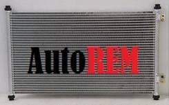 Радиатор кондиционера. Honda Civic Ferio, ABA-ET2, ABA-ES2, LA-ES2, UA-ES3, LA-ES3, CBA-ES1, UA-ES1, CBA-ES3, LA-ES1, LA-ET2 Honda Civic, UN-EN2, DFA...