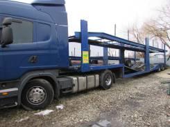 КМЗ. Полуприцеп-автовоз , Kama-west, Blizzard, 10 300 кг.