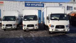 Hyundai HD78. Изотермический фургон Hyundai HD 78, 3 929 куб. см., 4 000 кг.