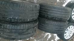 Bridgestone Potenza RE050. Летние, износ: 20%, 4 шт