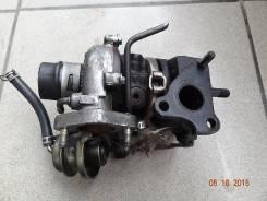 Турбина. Daihatsu Atrai, S220G Двигатель EFDET